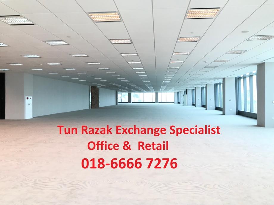 The Exchange 106 ,Tun Razak Exchange TRX. KL City, KLCC