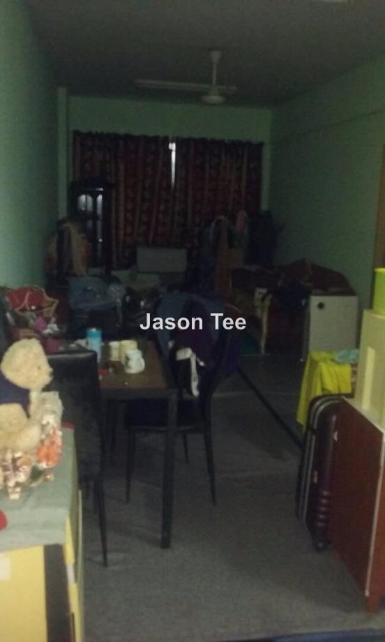 Jelutong Apartment, Selayang Heights, Rawang