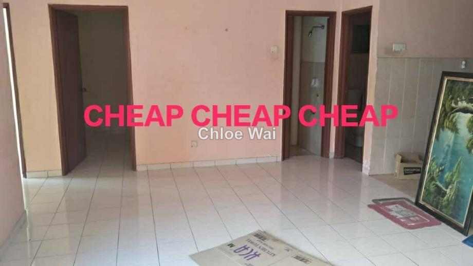 Selesa I Resort Apartment (Pangsapuri Damai Mewah B), Taman Damai Mewah, Kajang