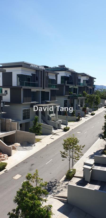 Desa Hill Villas, Desa Petaling