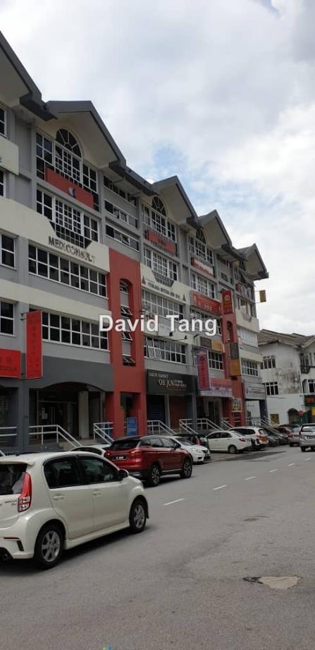 One Ampang Avenue Business Centre, Ampang Utama, Ampang