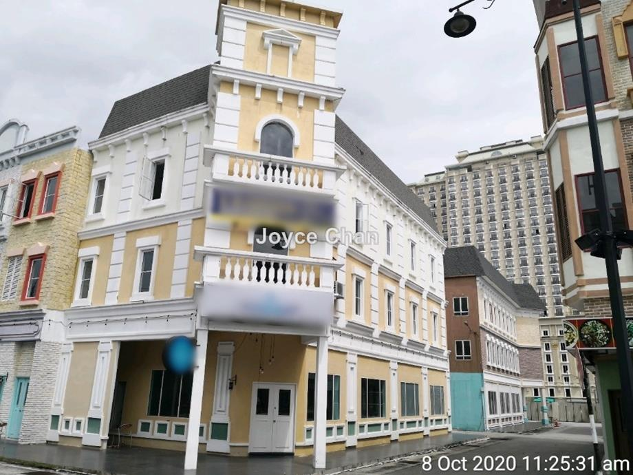 Disney Avenue, Bandar Agacia, Kampar