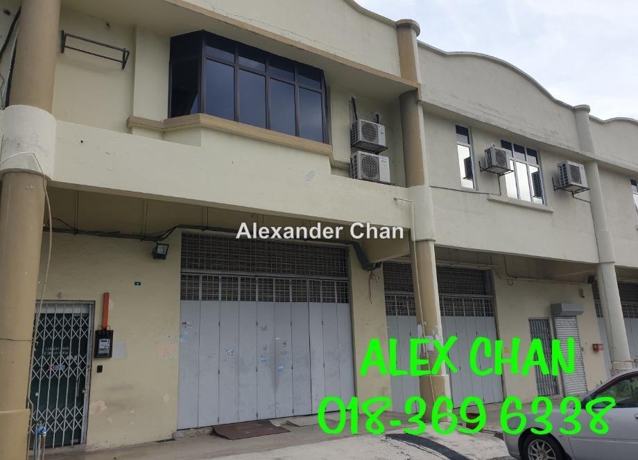 Bandar Sri Damansara, Kepong Industrial Park KIP, Tago Industrial Park, Taman Perindustrian Tago, Kepong
