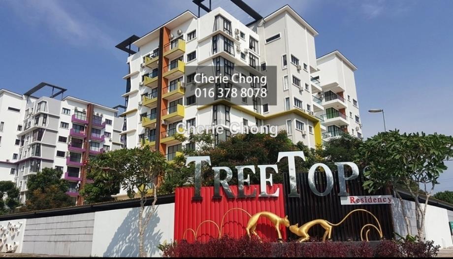 Treetops Residence, Ipoh