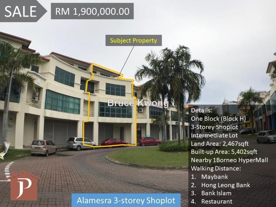Alamesra Block H, Kota Kinabalu