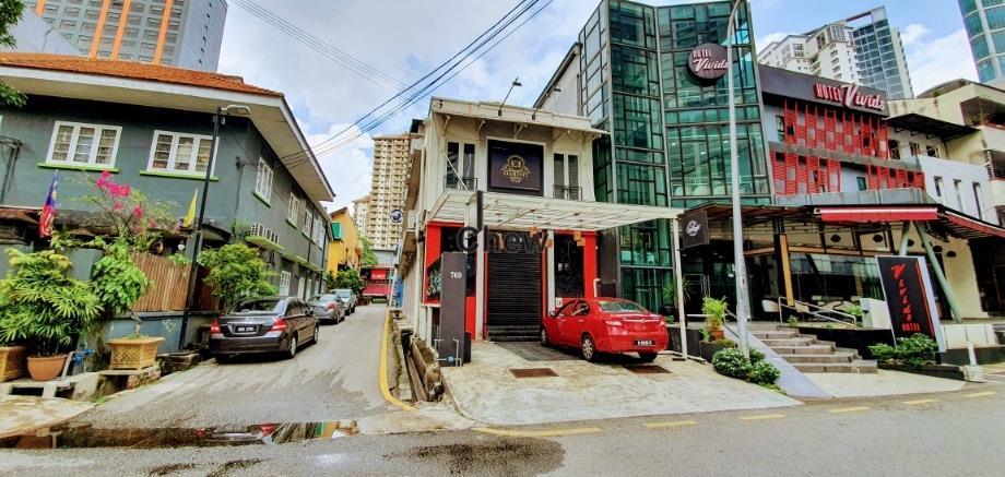 Changkat bukit bintang, Jalan Berangan , Bukit Bintang