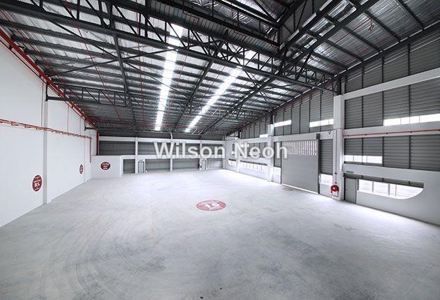 Nusajaya Semi Factory For Sale, Nusajaya Semi Factory Industrial Park, Iskandar Puteri (Nusajaya)