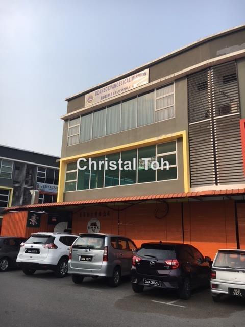 New Airport Road, Kuching