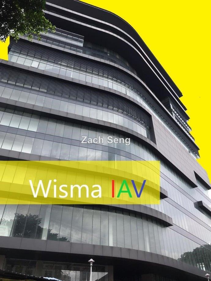 Wisma IAV, Kuala Lumpur, City Centre