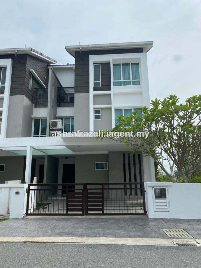 3 Storey Completed Near EcoHill [Booking RM5000], Setia Eco Park