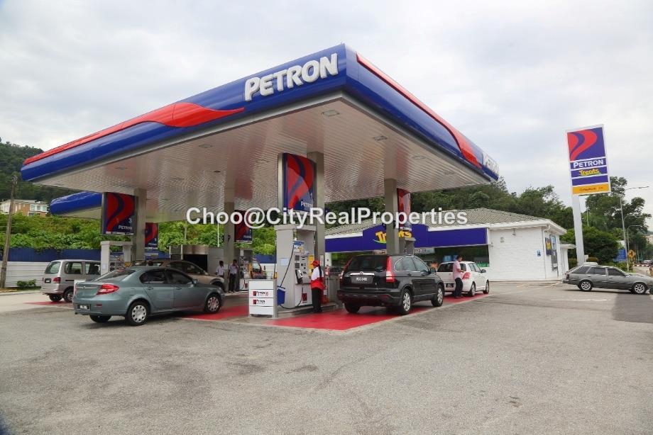 Semenyih Main Road 1 Acre Petrol Kiosk Land, Semenyih