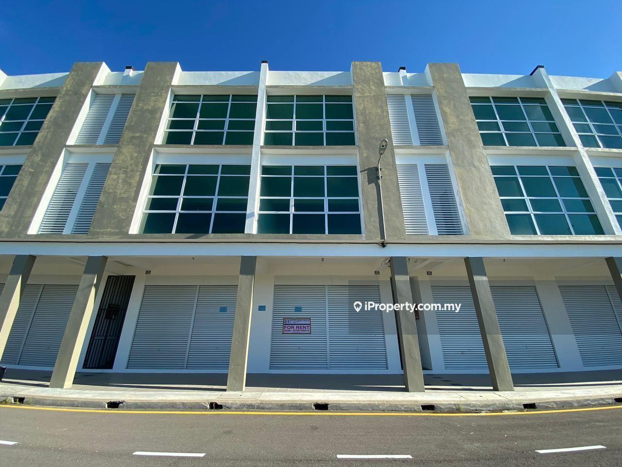 Three Storey Shoplot Inter at Lutong (Opposite Shell HQ), Miri, Lutong, Miri