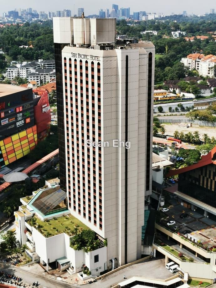 Bistari Lavender Condominium, PWTC, City Centre