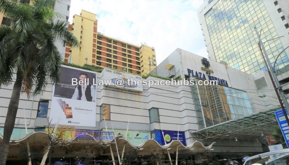 Menara Cosway Plaza Berjaya, Jalan Imbi, Bukit Bintang, Bukit Bintang