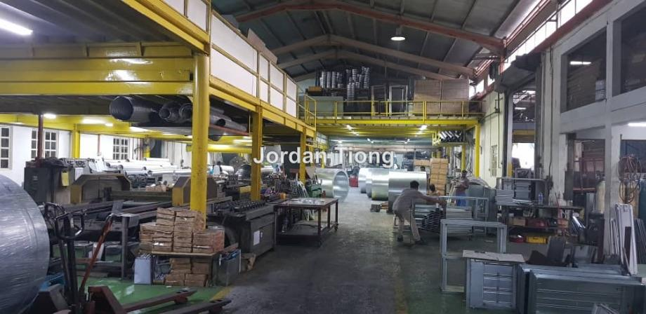 Kawasan Perusahaan Segambut, Kepong,Segambut,Jinjang, Bukit Maluri, Segambut
