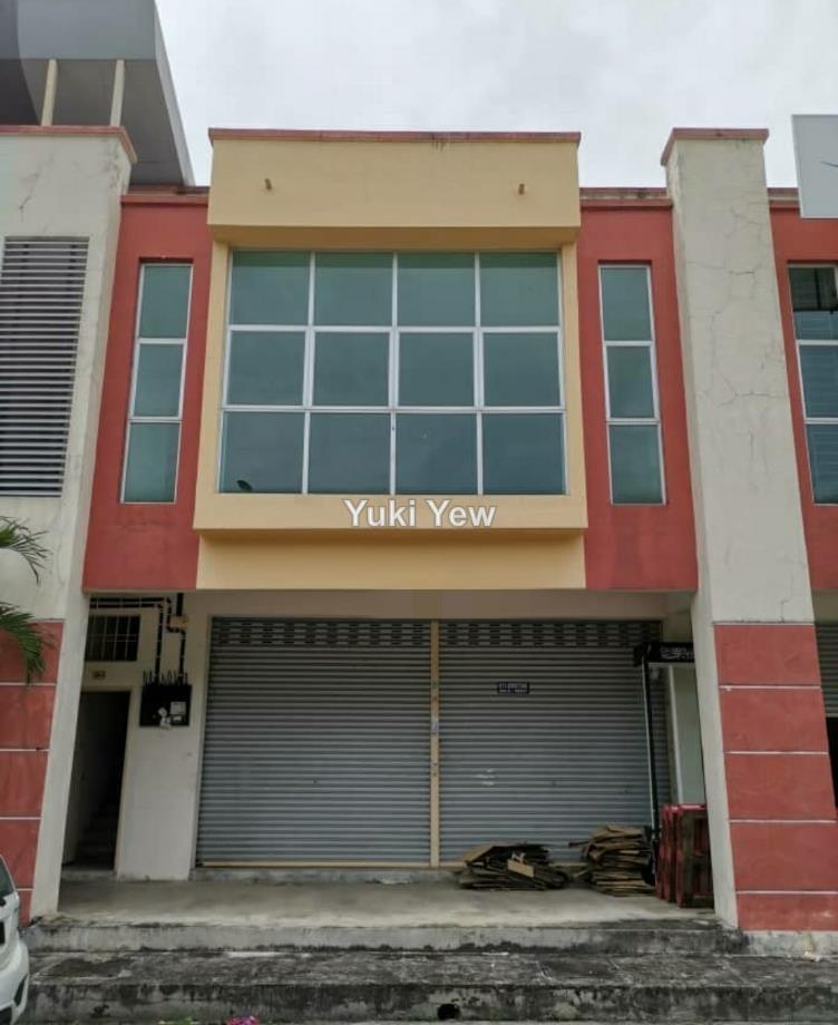 Double storey Shoplot, Jalan Kemakmuran 1, Kota Tinggi