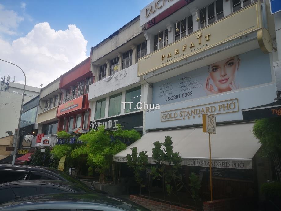 Ground Floor Shop, Telawi 2, Bangsar, Bangsar