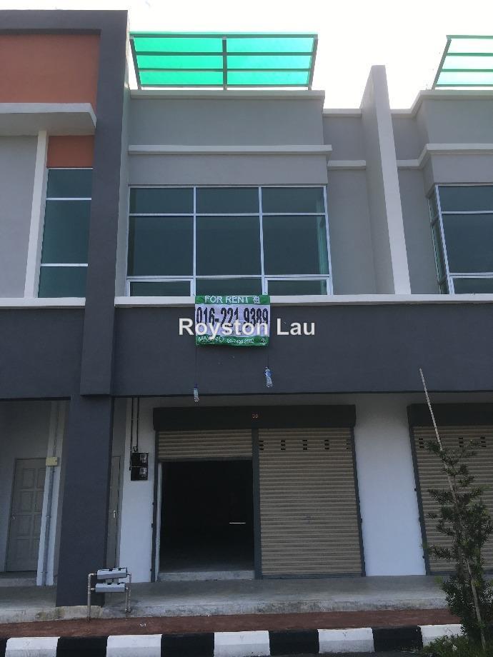 Taiping Business Centre, Taiping Tupai, Taiping