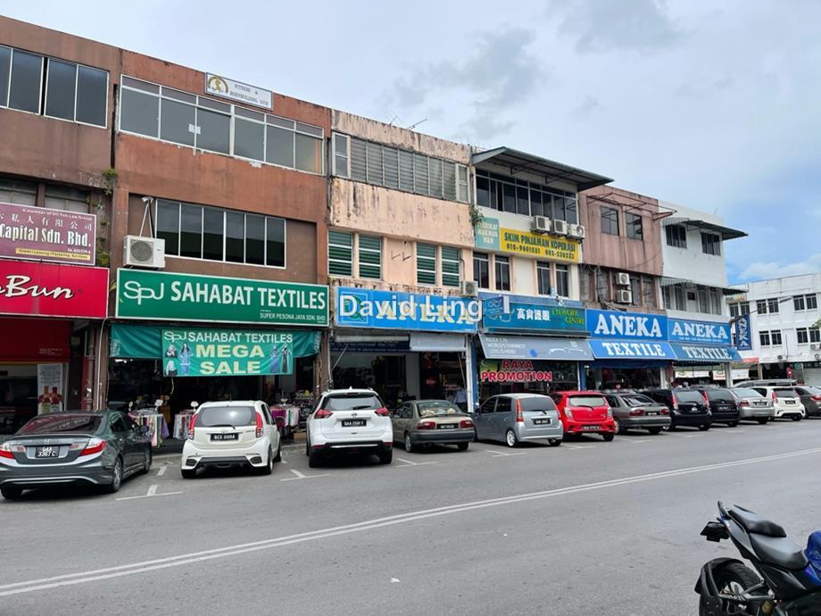 Satok Prime Commercial Centre, Lorong Satok 7, Kuching