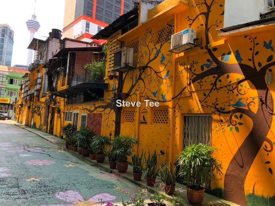 Jalan Alor, Jalan Rembia, commercial land, City Centre