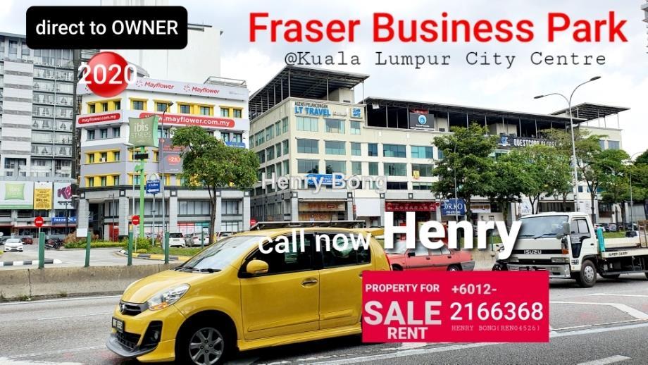 FRASER BUSINESS PARK,JLN METRO PUDU,OFF JLN YEW,LOKE YEW, KUALA LUMPUR, City Centre