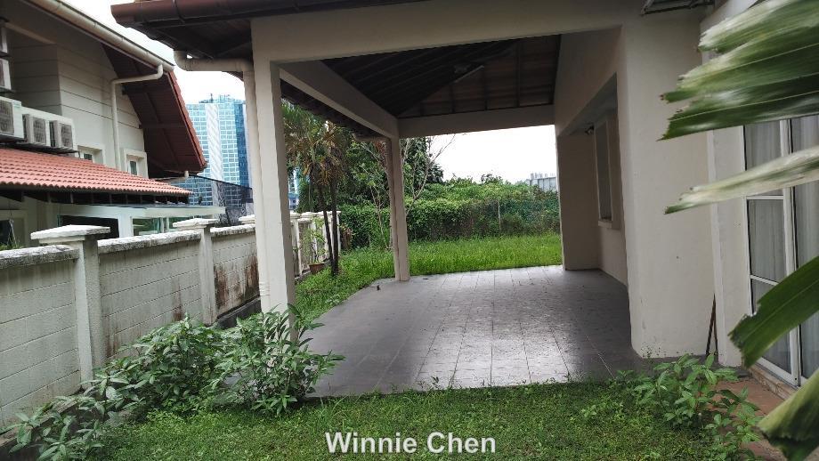 semantan villa, Damansara Heights