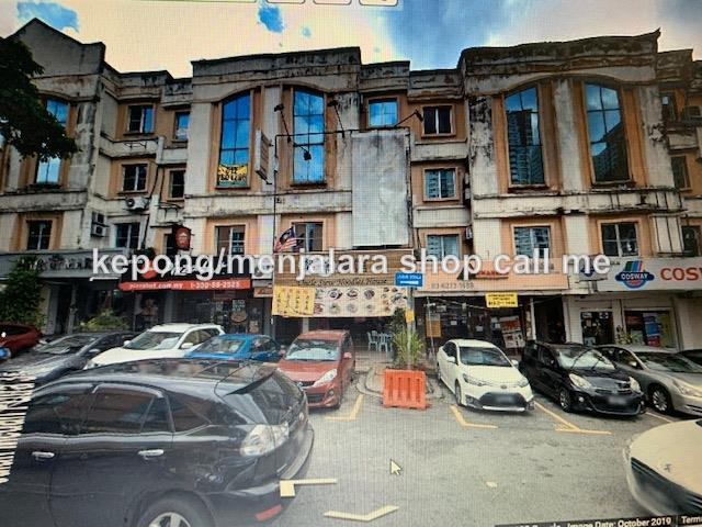 Ground floor menjalara near JPJ, desa parkcity, laman rimbunan metro prima, Bandar Menjalara