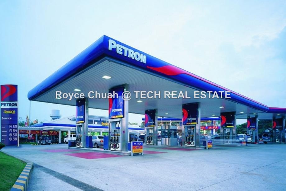 Petrol Station land, Ijok