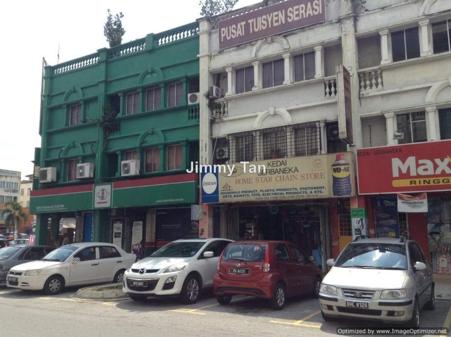 Jalan 46a/26, Taman Sri Rampai, Wangsa Maju