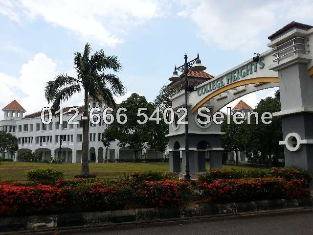 College Heights Garden Resort, Nilai
