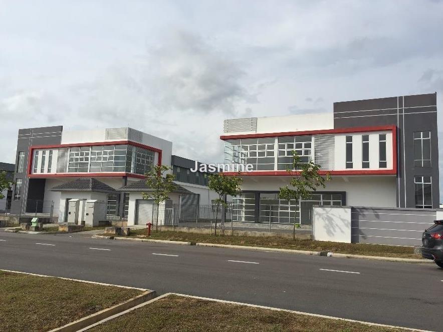 Taman Perindustrian Tanjung Pelepas, Gelang Patah