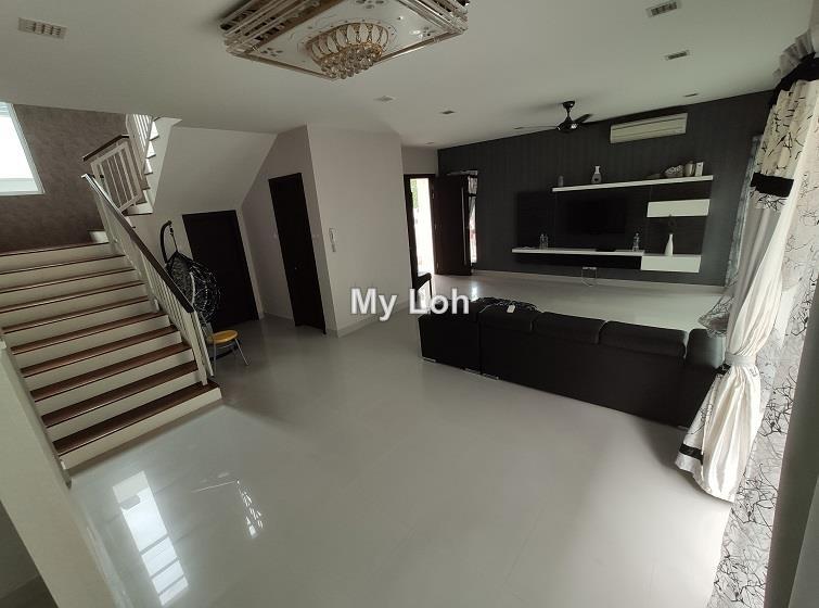 Idaman Hills Perdana residence, Selayang