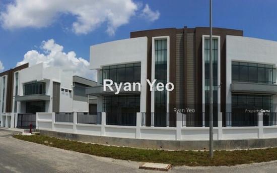 Alam Jaya Industrial Park @ Gelang Patah, Gelang patah, Iskandar Puteri (Nusajaya)