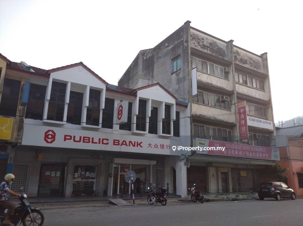 4 Storey Shop lot, Kampar Old Town, Kampar