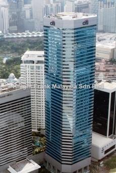 Menara Citibank, City Centre