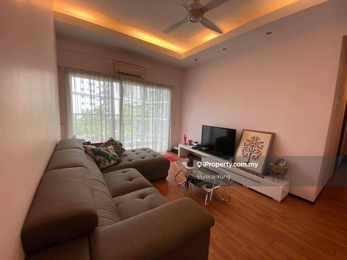 Rosvilla Condominium, Bukit Prima Pelangi, Segambut
