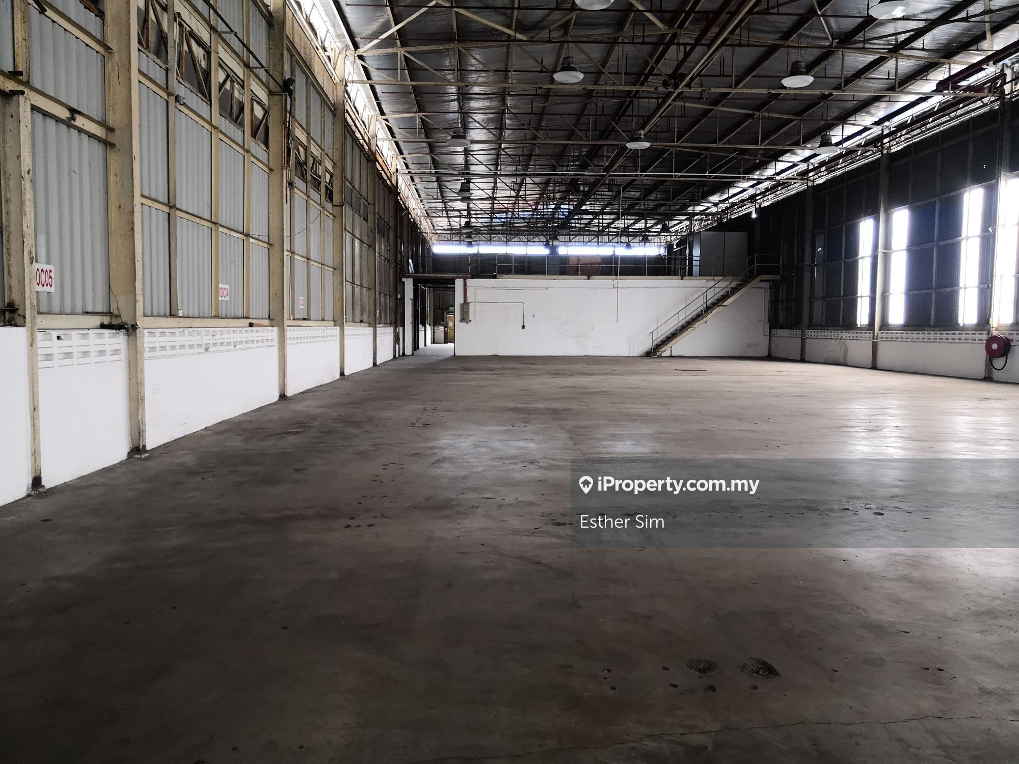 Detached warehouse in Kulim Industry, Kulim Industry, Kulim