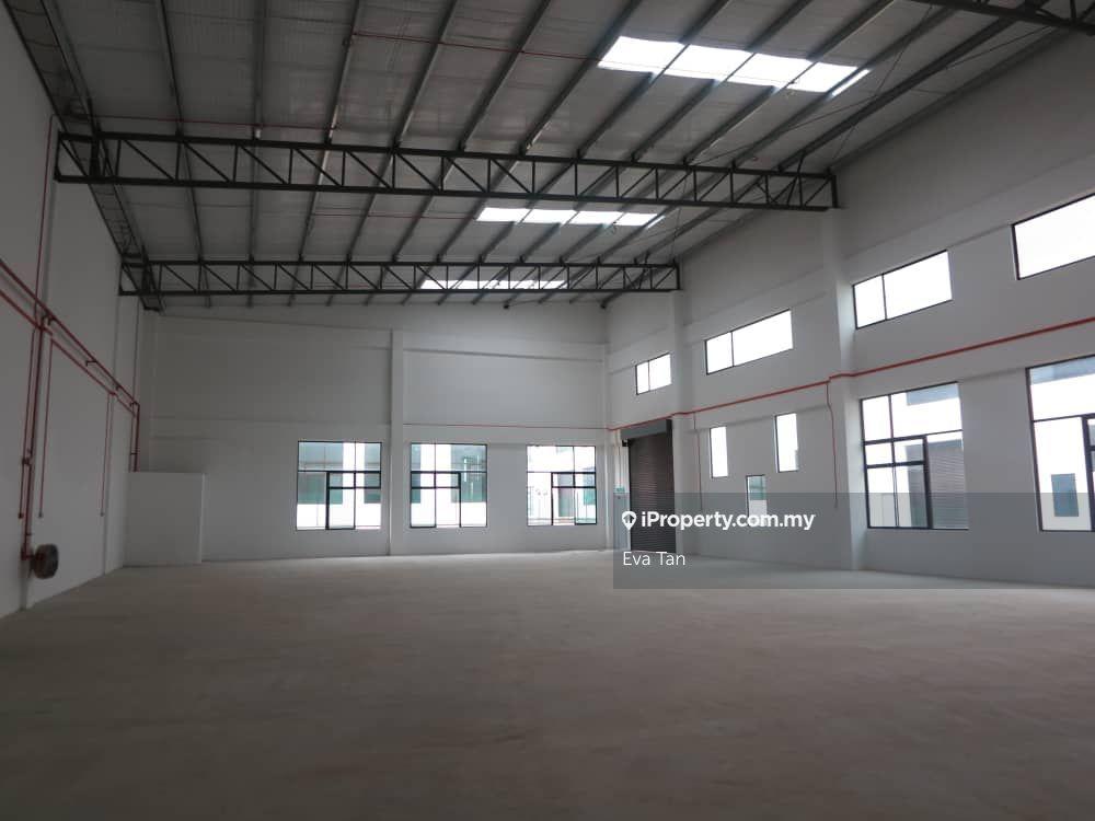 Nusajaya Semi-D Factory Bua: 12ksf, 200amp, Iskandar Puteri (Nusajaya)