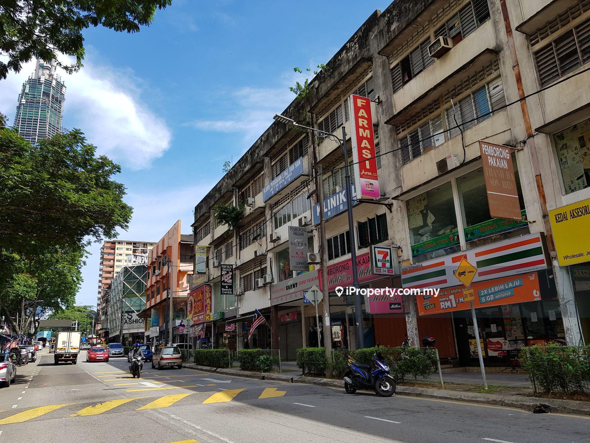 HANG TUAH, PUDU, Bukit Bintang