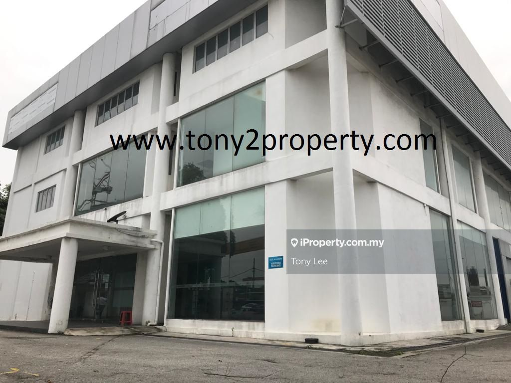 3 storey office with warehouse @ chan sow lin, Kuala Lumpur, chan sow lin, City Centre