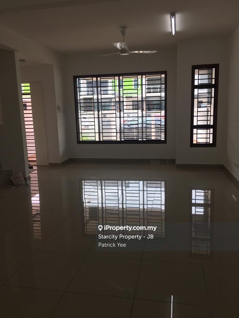 Bandar Baru Uda,Nusa Bestari, Double storey, Johor Bahru