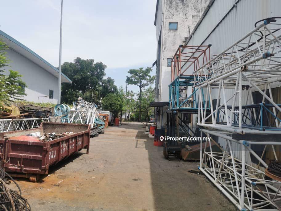 Sunway Usj Subang Glenmarie 3 Storey Warehouse Free Hold, Glenmarie