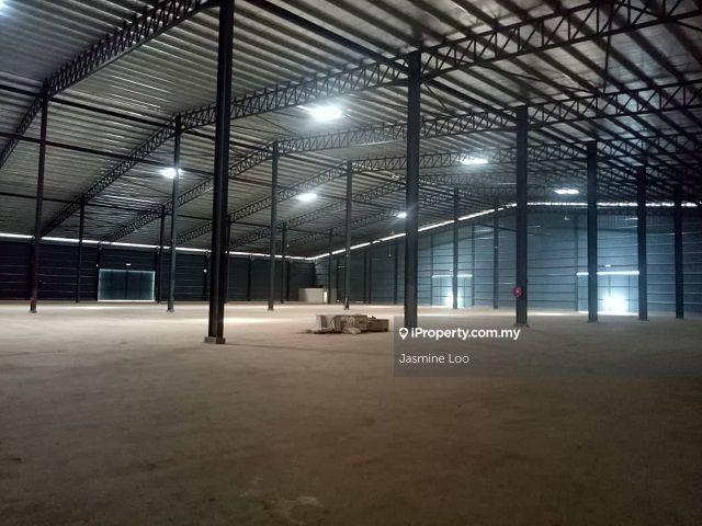 49 Acres FREEHOLD Industrial Land, Bukit Selambau, Sungai Petani