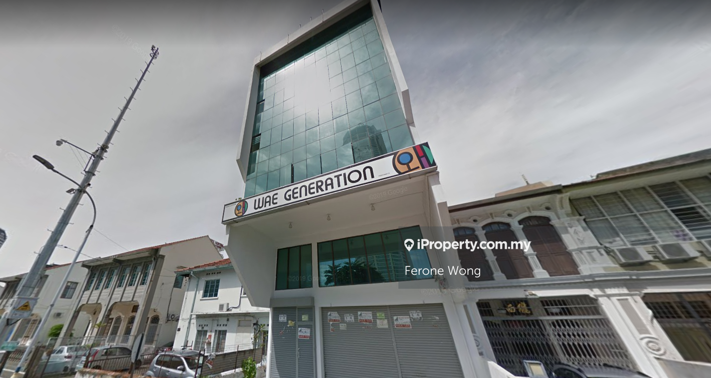 5 Storey Building With Lift at Lorong Macalister, Georgetown