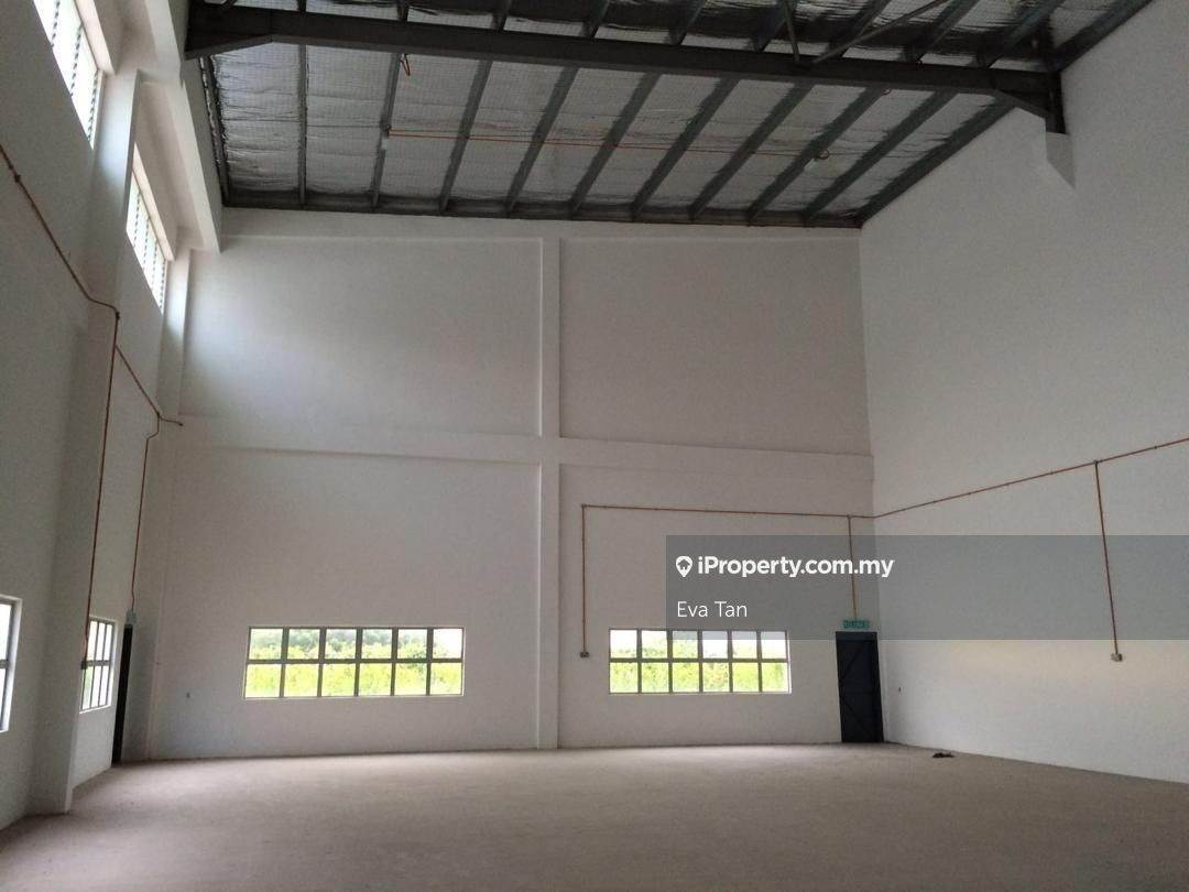 SILC, Nusajaya Semi-D Factory, Iskandar Puteri (Nusajaya)