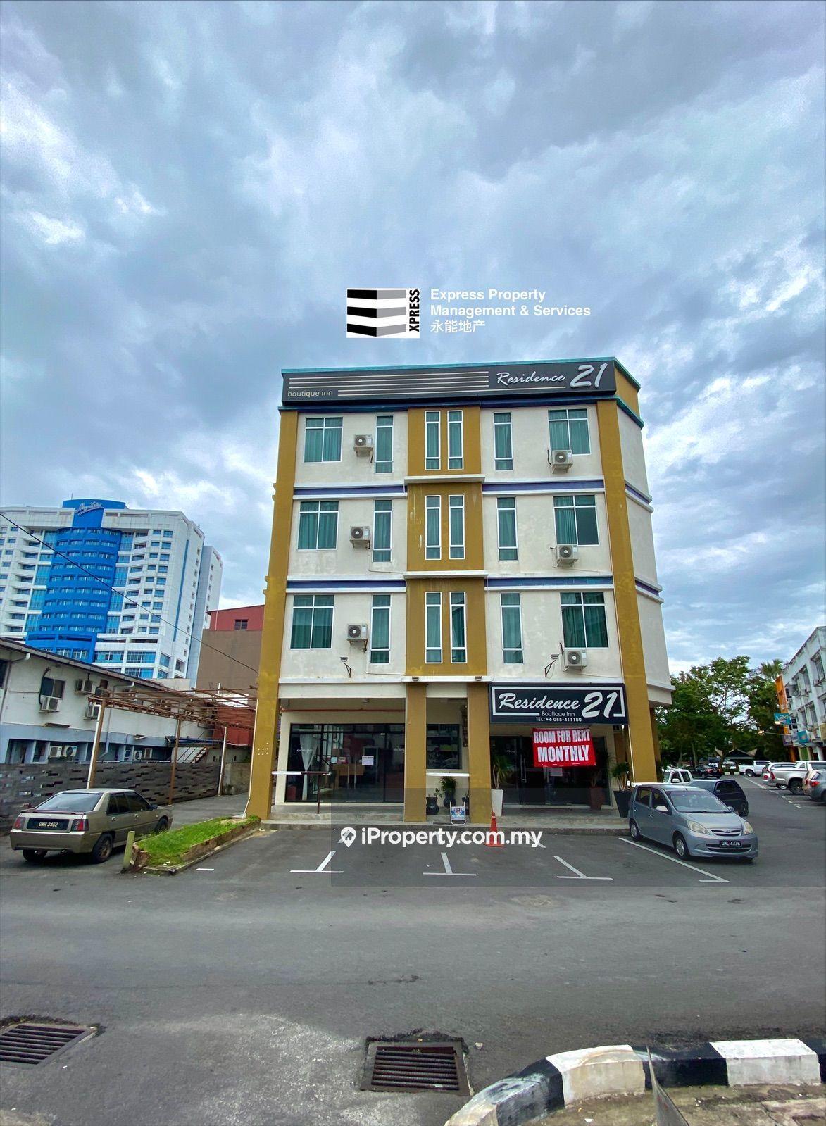 (Same Building as Residence 21), Miri