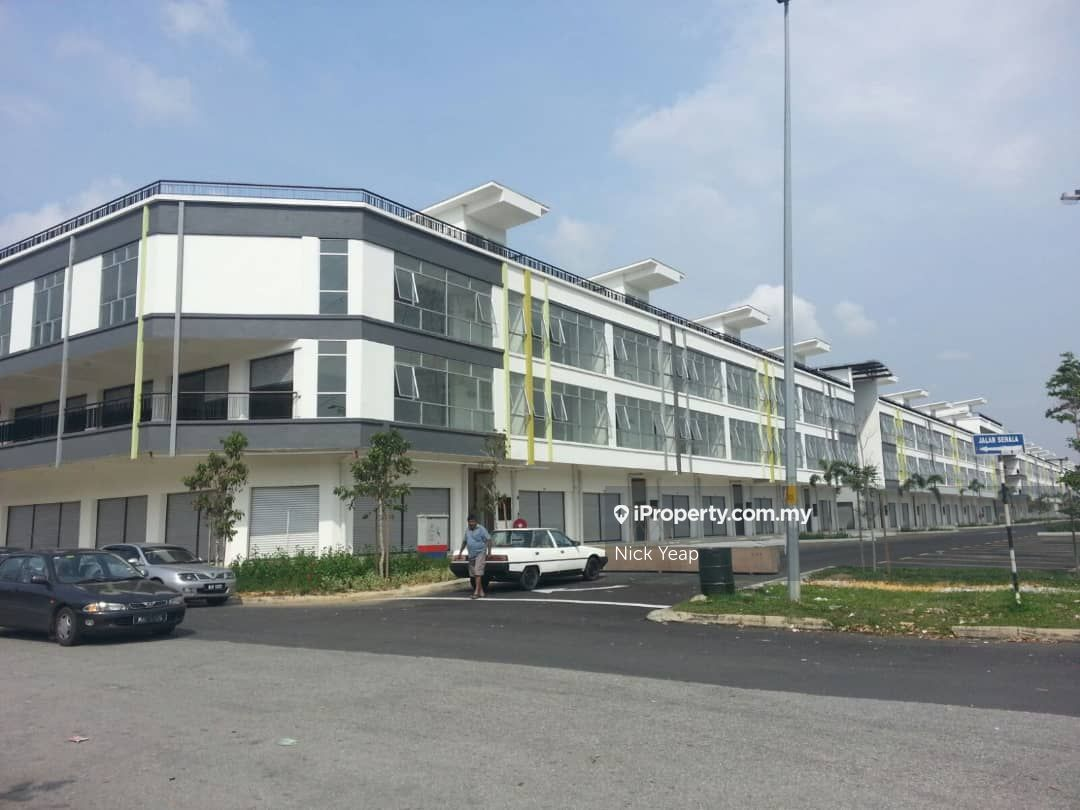 Pusat Perdagangan Seri Kembangan, Seri Kembangan, Serdang