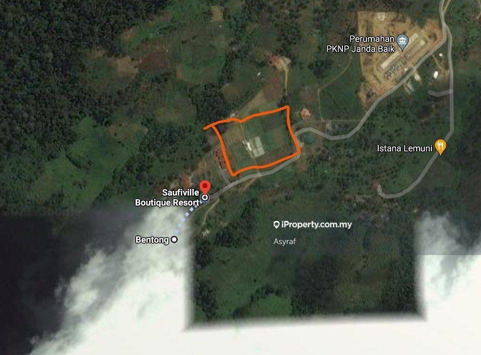 Beautiful Flat Land Janda Baik, Bentong, Bentong