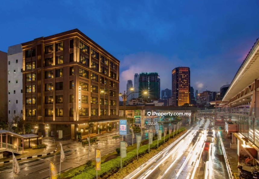 TANAH LOT KAMPUNG BARU CHOW KIT ROAD KUALA LUMPUR, City Centre