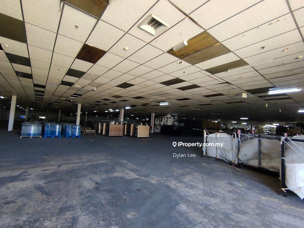 Kulim Warehouse For Rent, Kawasan Perindustrian Kulim, Kulim